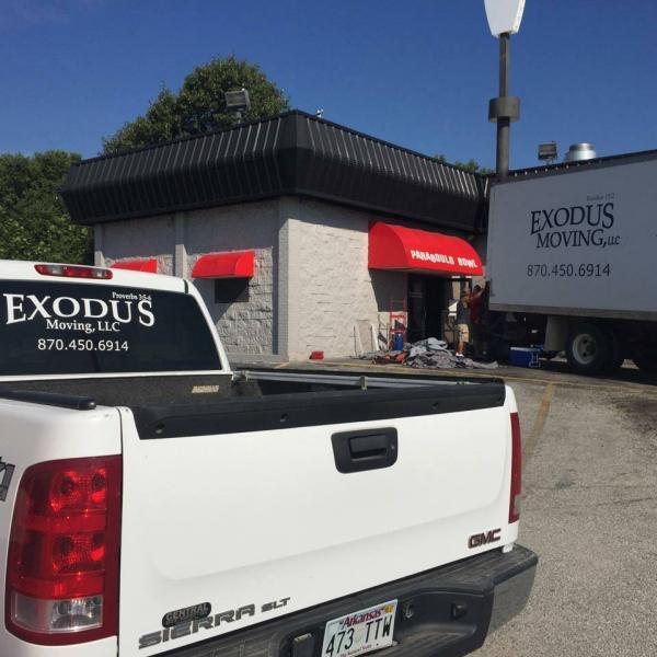 Choose Exodus Moving for all your moving needs. We focus on providing the best moving services for you.